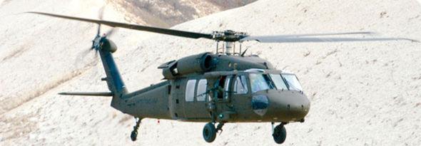 Súčasťou prezbrojenia armády má byť vrtuľník Black Hawk UH-60M.
