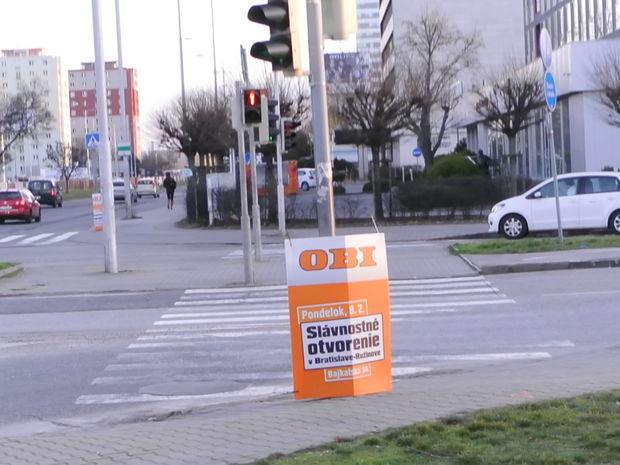 reklama, obi