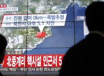 Severná Kórea, provokácia