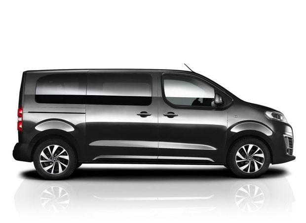Dodávať sa bude s dvoma dĺžkami rázvoru náprav a troma dĺžkami karosérie. Všetky stoja na vystuženej platforme EMP2, známej napríklad aj z Citroënu C4 Picasso.