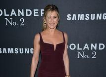 Jennifer Aniston prišla na premiéru v kreácii Galvan.