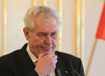 Miloš Zeman, prezident