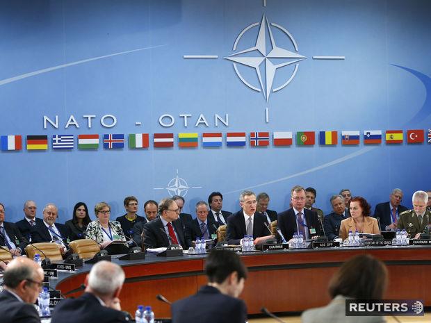 NATO, Brusel, schôdza, ministri