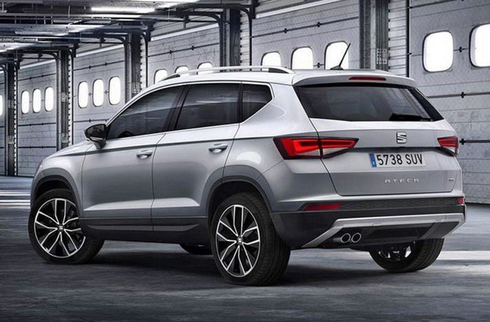 Základom SUV Ateca sa stane kratšia verzia platformy MQB, ktorú už používa nový Volkswagen Tiguan. To znamená rázvor 2 681 mm a dĺžku približne 4,5 metra.