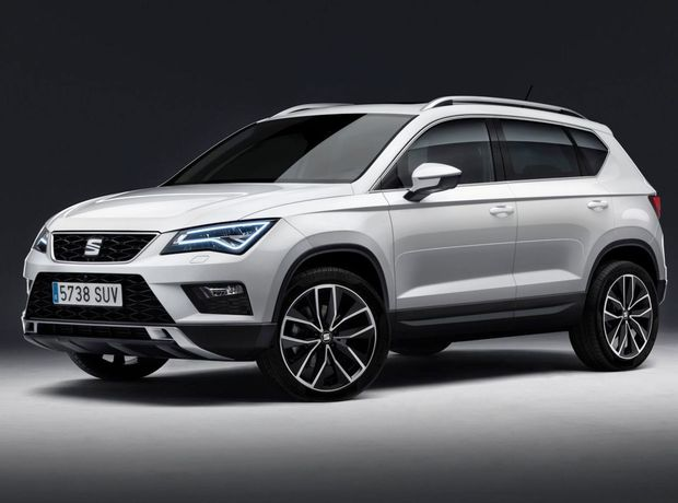 Dizajn tohto španielskeho SUV má vytvoriť športovú alternatívu ku klasickému Tiguanu a 7-miestnej Škode Kodiaq.