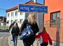 Detské mestečko, Trenčín