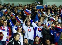 hokej, fanúšikovia