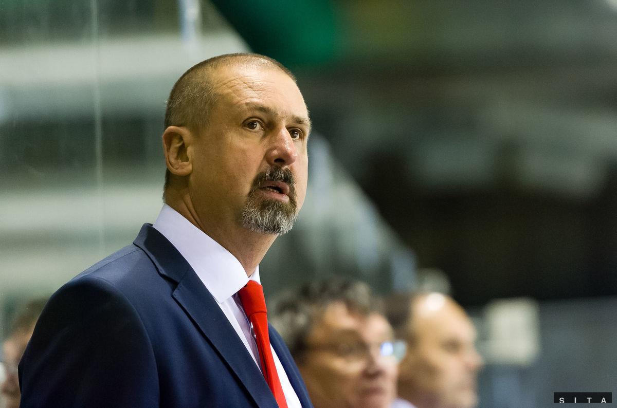 Zdeno Cíger počas Slovakia Cupu.