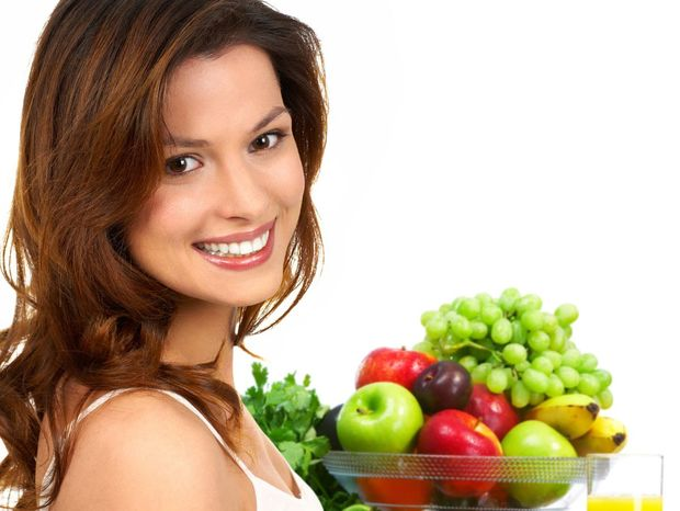 zdravá strava, ovocie, zelenina
