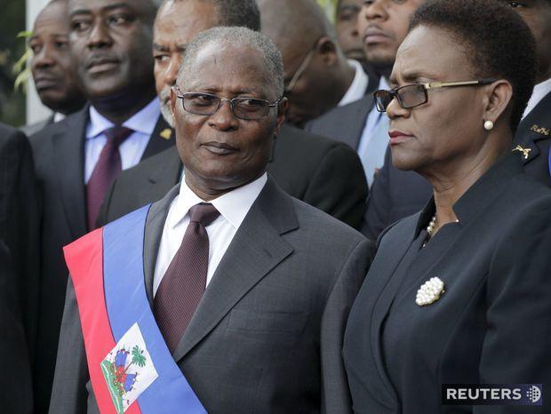 Haiti, prezident