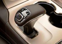 Jeep Grand Cherokee - volič automatickej prevodovky