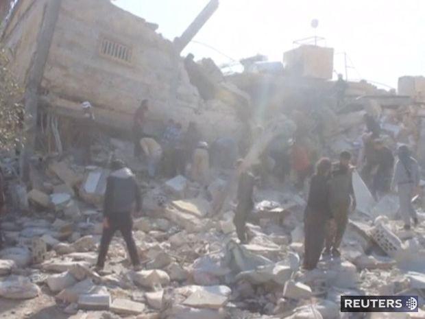Sýria, Maar an-Numán, nemocnica, lekári bez hraníc