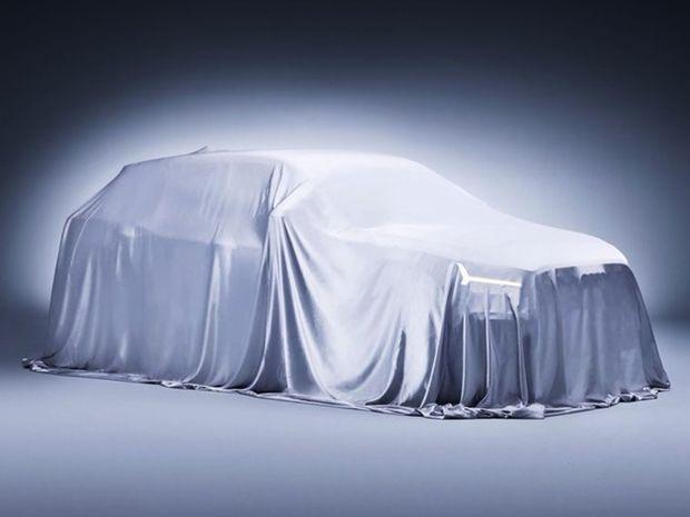 Nový malý crossover bude stáť rozmermi pod v súčasnosti najmenším SUV Audi Q3. Grafika denných svetiel pripomína dizajn nového Volva.