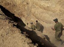 Izrael, Palestína, gaza, izraelskí vojaci