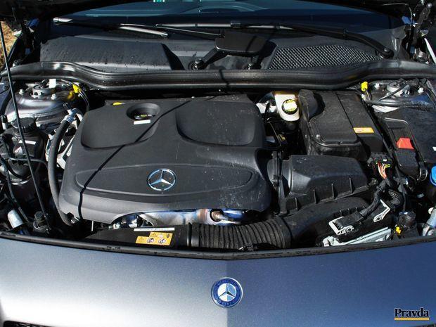 Motor naladený na 211 koní dosahuje priemernú spotrebu medzi 9 a 10 l/100 km.
