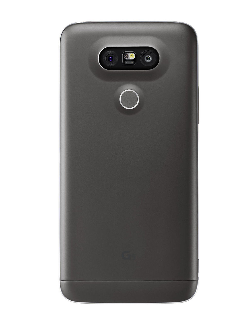 LG G5 používa dva fotoaparáty s odlišnými objektívmi. Jeden je štandardný, druhý širokouhlý. Snímače oboch majú 8 Megapixelov.