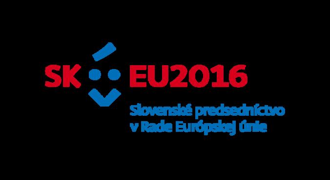Logo Predsedníctva Slovenska v Rade Európskej únie