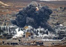 Sýria, vojna, konflikt