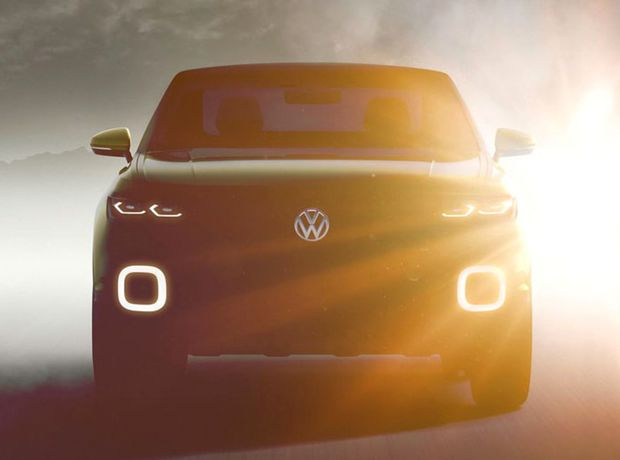 VW T-Cross Concept - 2016