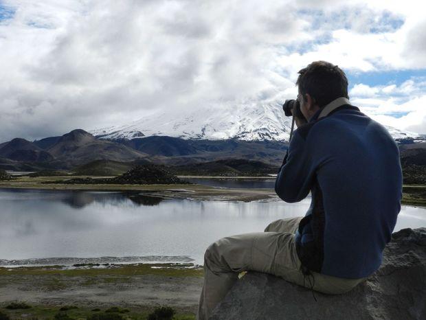 Čile, Tarapaca, Parinacota, Južná Amerika