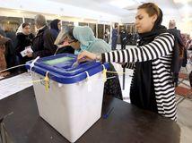 Irán, voľby
