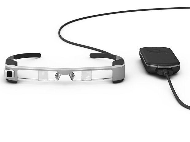Epson, Moverio, rozšírená realita, virtuálna realita,