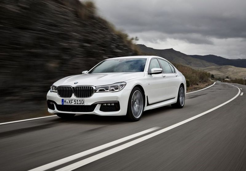 7. BMW 7 - 143 bodov