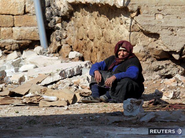 Darat Izza, Aleppo, Sýria