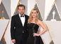 Herec Leonardo DiCaprio a jeho kolegyňa Kate Winslet.