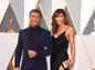 Herec Sylvester Stallone a jeho manželka Jennifer Flavin.