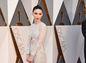 Herečka Rooney Mara v kreácii Givenchy.