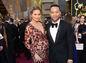 Modelka a moderátorka Chrissy Teigen a jej manžel John Legend.