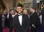 Spevák The Weeknd.