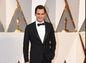 Tenista Roger Federer prichádza na vyhlásenie Oscarov.