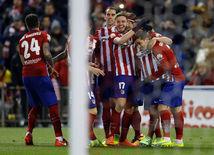 Atlético Madrid, radosť