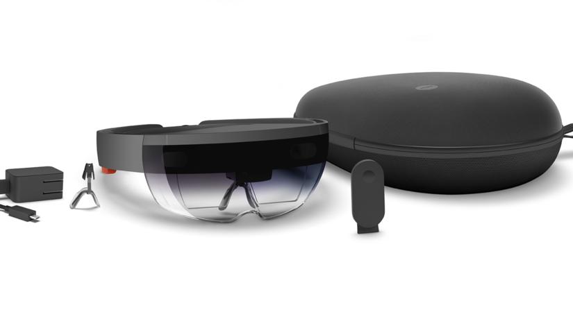 b467ea68b Prvé holografické okuliare sú na svete. Sú však pridrahé - Obraz a zvuk -  Veda a technika - Pravda.sk