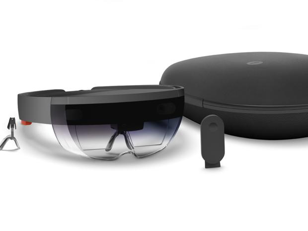 Microsoft, Hololens, virtuálna realita, hologram, rozšírená realita