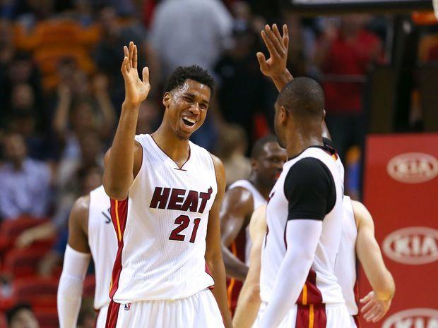 basketbal, Miami Heat