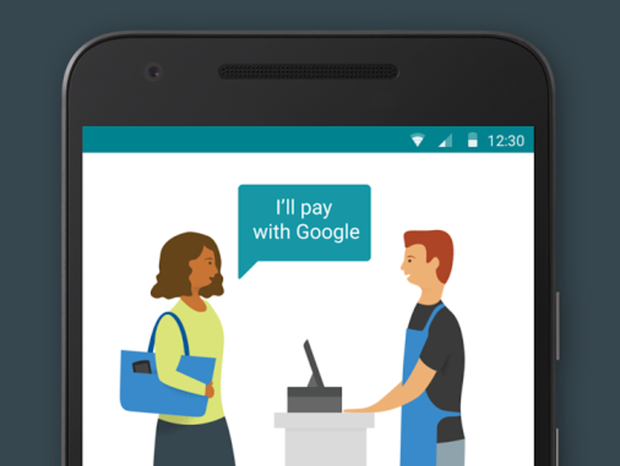 Google, Hands Free, bezkontaktné platby, Android Pay