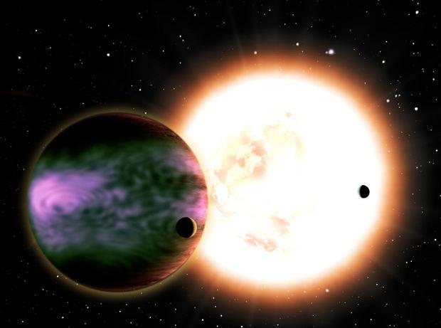 hviezda, planéta, vesmír, mimozemské bytosti, mimozemšťan