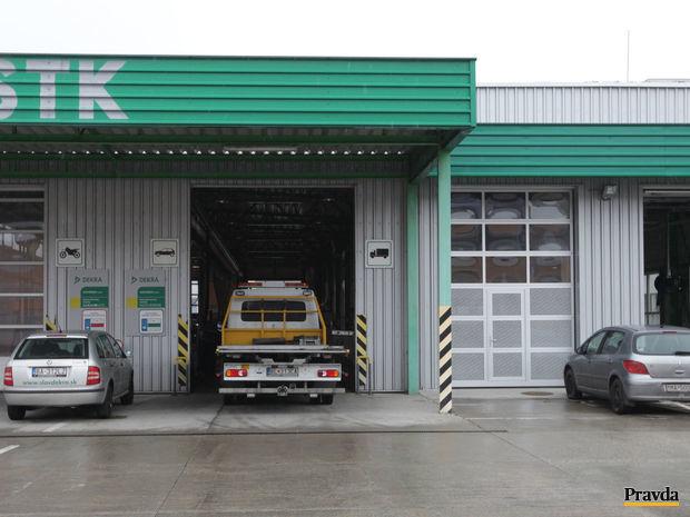 stk, emisna kontrola, servis, technicka kontrola, auto