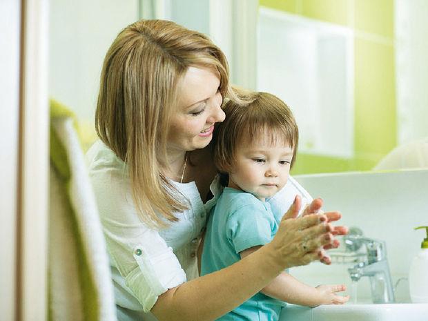 hygiena, ruky, čistota, umývanie rúk