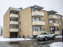 Švédsko, utečenecký dom, azylový dom, Lindesberg