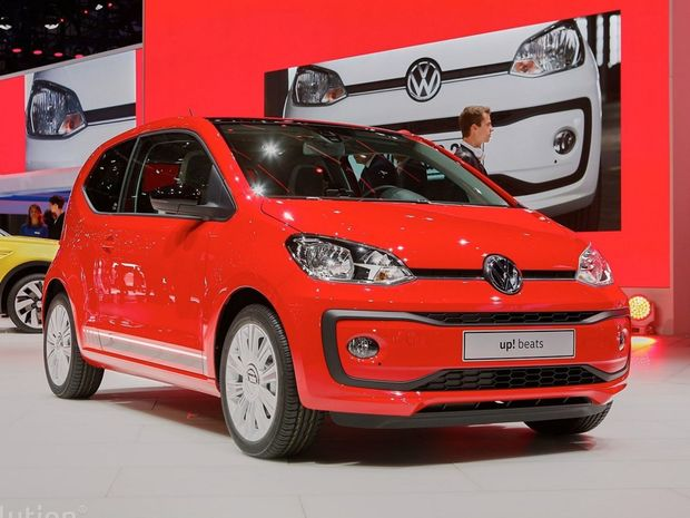 VW up! Beats