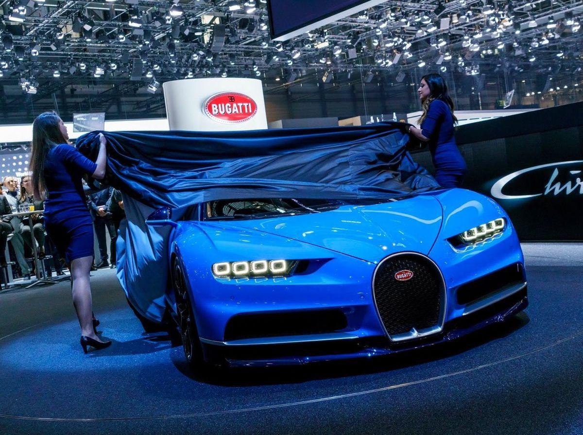 Ženevský autosalón priniesol približne 120 automobilových premiér. Tou najväčšou bolo nepochybne nové Bugatti Chiron s cenou 2,4 milióna eur.