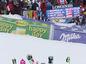 Tri najúspešnejšie slalomárky v Jasnej.