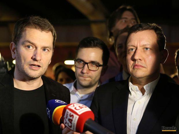volby 2016, OLANO, Matovič, Lipšic