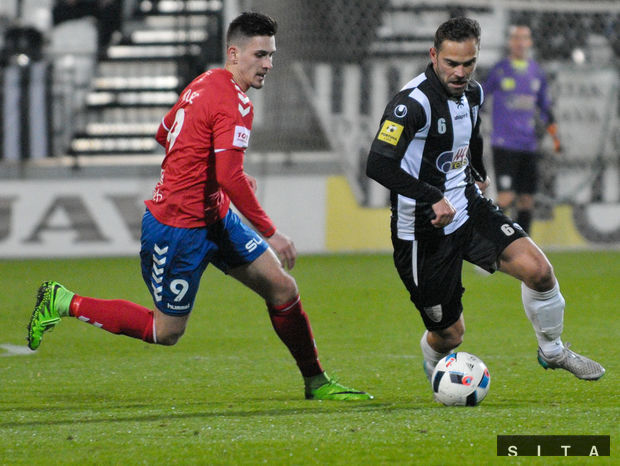 Tomáš Kóňa, SPartak myjava, Michal Klec, FK Senica