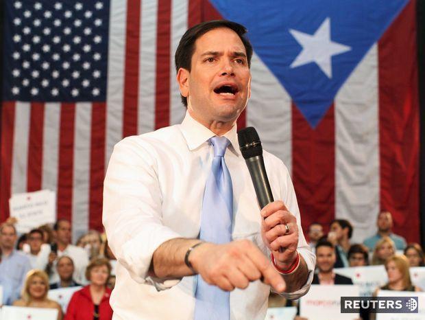 USA, Marco Rubio