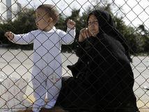 migranti, dieťa, utečenci